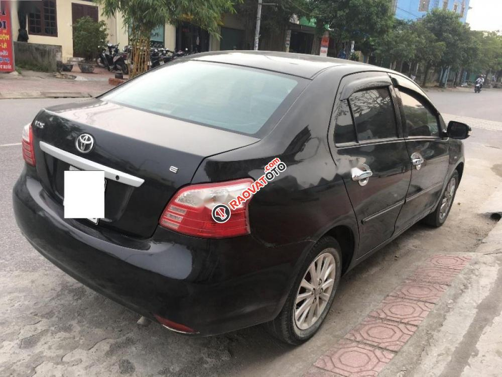 Bán xe Toyota Vios 2010, màu đen chính chủ, 245 triệu-3