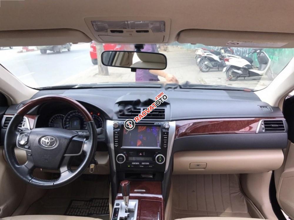 Bán xe Toyota Camry 2.0 sản xuất 2012, màu đen như mới-7