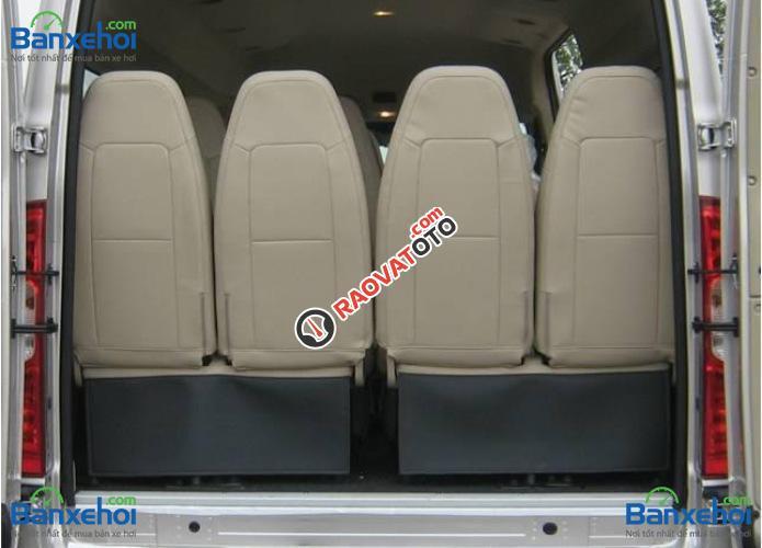 Đại lý Ford An Đô: Bán xe Ford Transit mới, giao xe toàn quốc, hỗ trợ thủ tục mua xe trả góp tại Bắc Giang-2