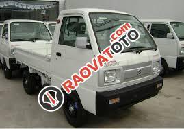 Suzuki Carry Truck - Chỉ cần 4 triệu/tháng - Lãi suất cố định 0.63% - Xe có sẵn-2