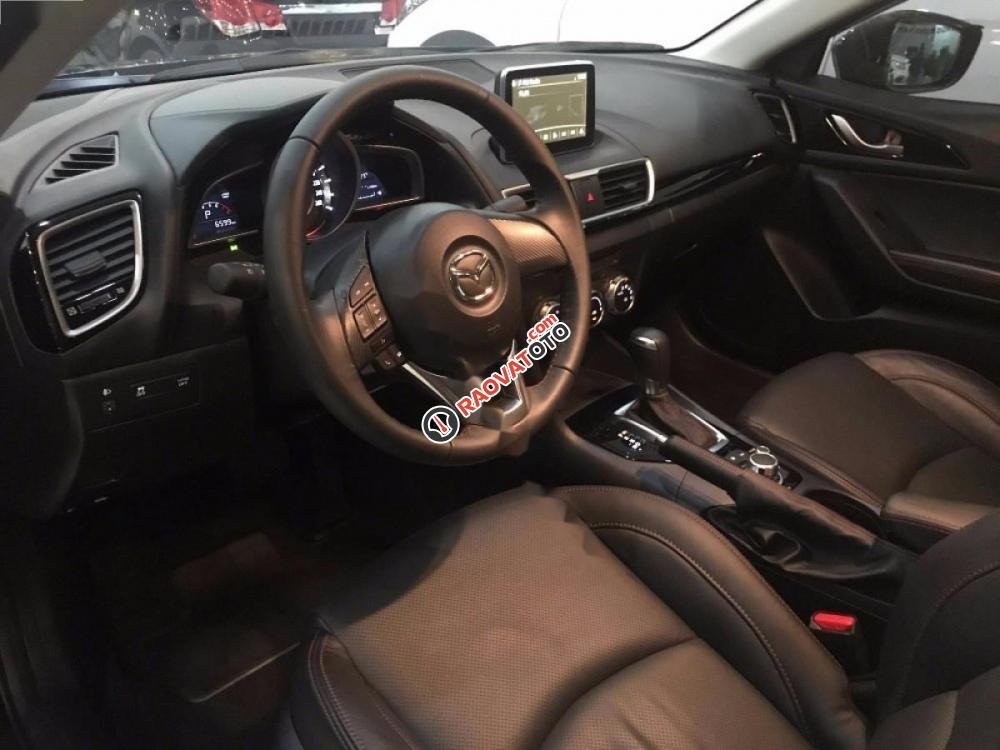 Bán xe Mazda 3 1.5AT đời 2016, màu nâu số tự động, giá tốt-2