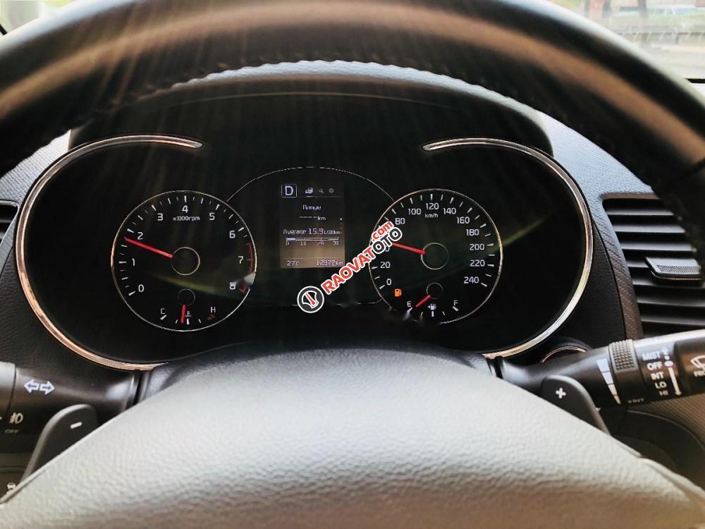 Cần bán lại xe Kia Cerato đời 2016, màu đỏ, 599tr-4