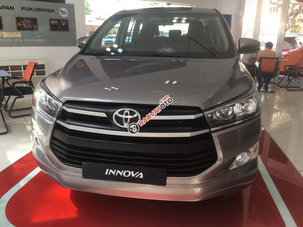 Bán Toyota Innova 2.0G AT trang bị DVD, cân bằng điện tử, giá cạnh tranh, hỗ trợ vay vốn 90%. LH 0916 11 23 44-0
