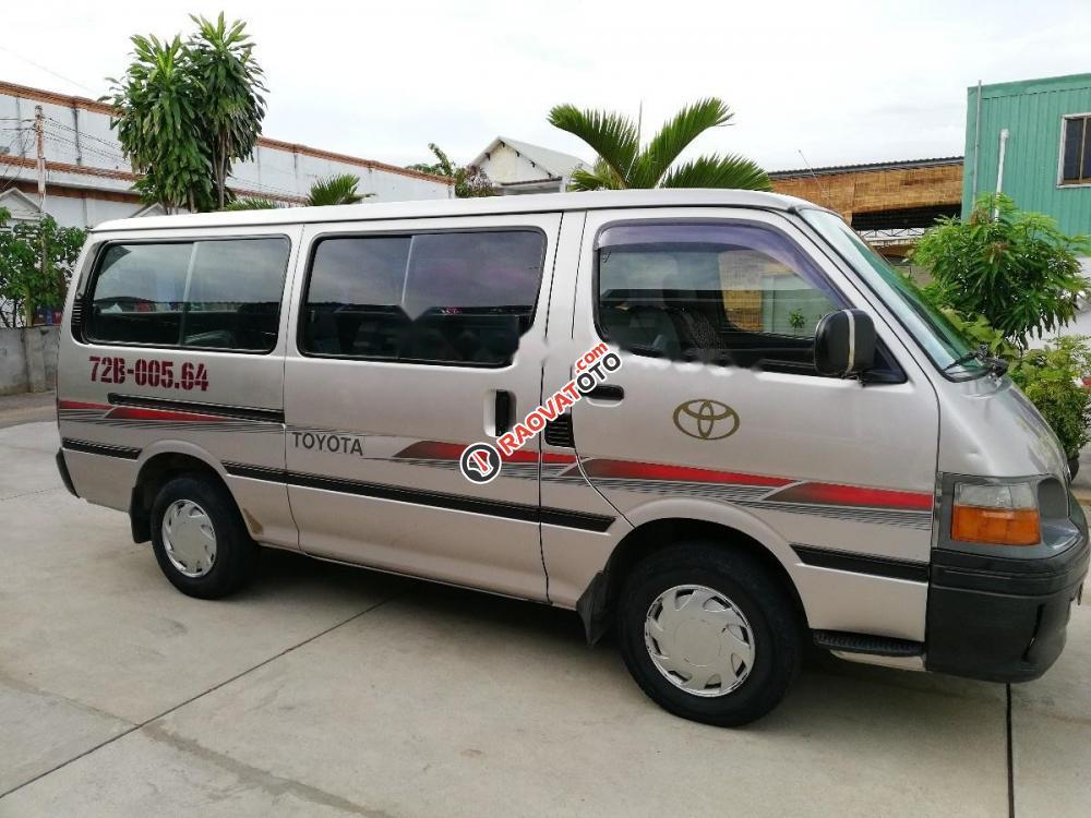 Cần bán xe Toyota Hiace năm 2005, chính chủ-0