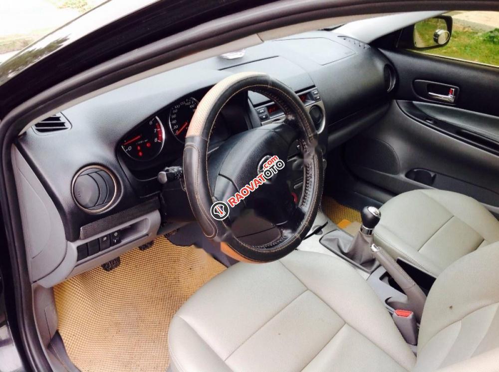 Cần bán xe Mazda 6 đời 2005, màu đen-3
