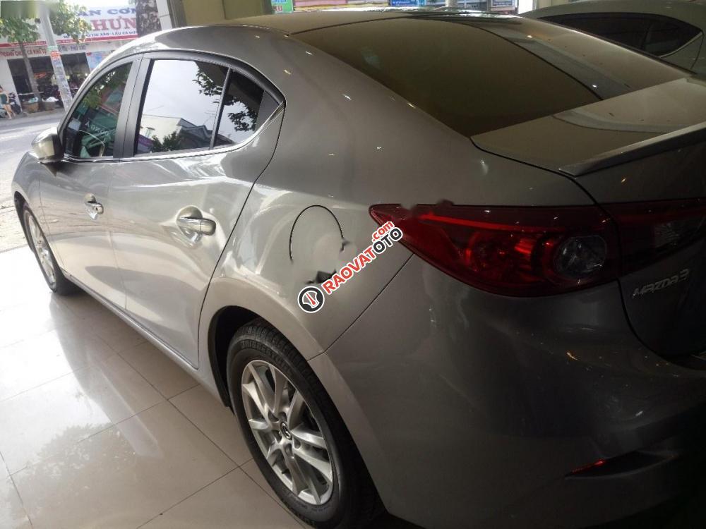 Cần bán lại xe Mazda 3 đời 2015, màu bạc như mới-2