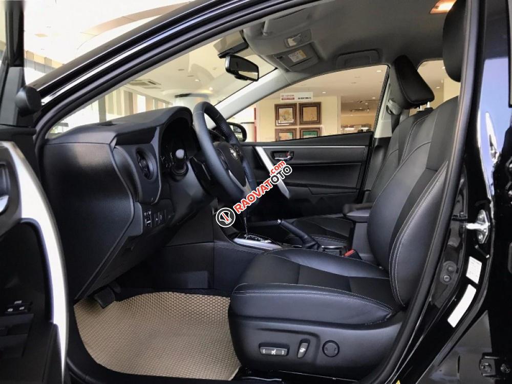 Cần bán Toyota Corolla Altis 2.0V AT đời 2017, màu đen giá cạnh tranh-8