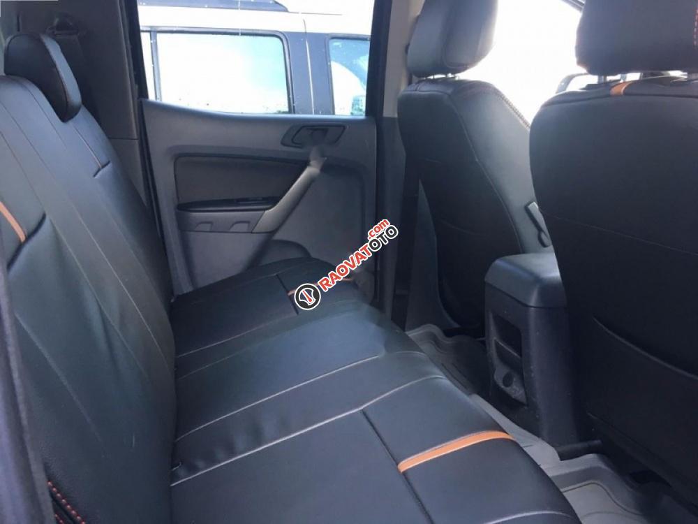 Bán Ford Ranger đời 2013, màu đen, nhập khẩu số sàn, giá 470tr-5