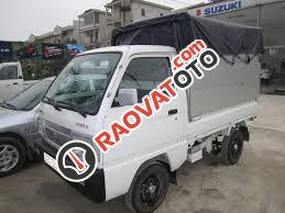 Suzuki Carry Truck - Chỉ cần 4 triệu/tháng - Lãi suất cố định 0.63% - Xe có sẵn-1