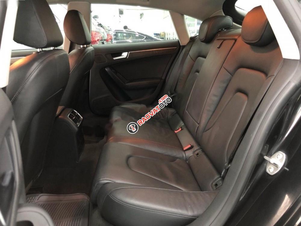 Cần bán gấp Audi A5 Sportback 2.0 đời 2012, màu đen, nhập khẩu nguyên chiếc-4
