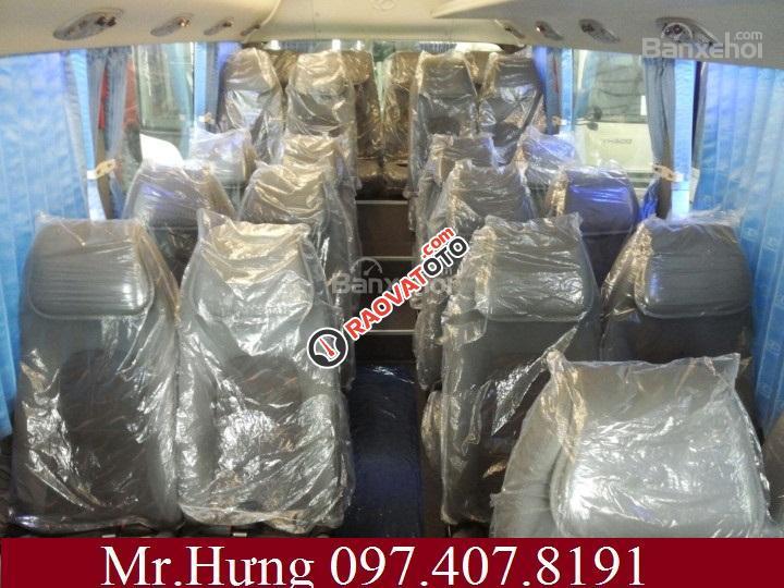 Bán xe khách Thaco, xe khách 24 chỗ thân dài 7m3, xe 29 chỗ Hyundai County, hỗ trợ vay vốn ngân hàng-4