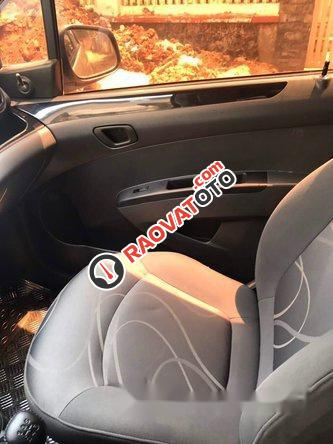 Bán xe Chevrolet Spark đời 2013 số tự động giá cạnh tranh-1