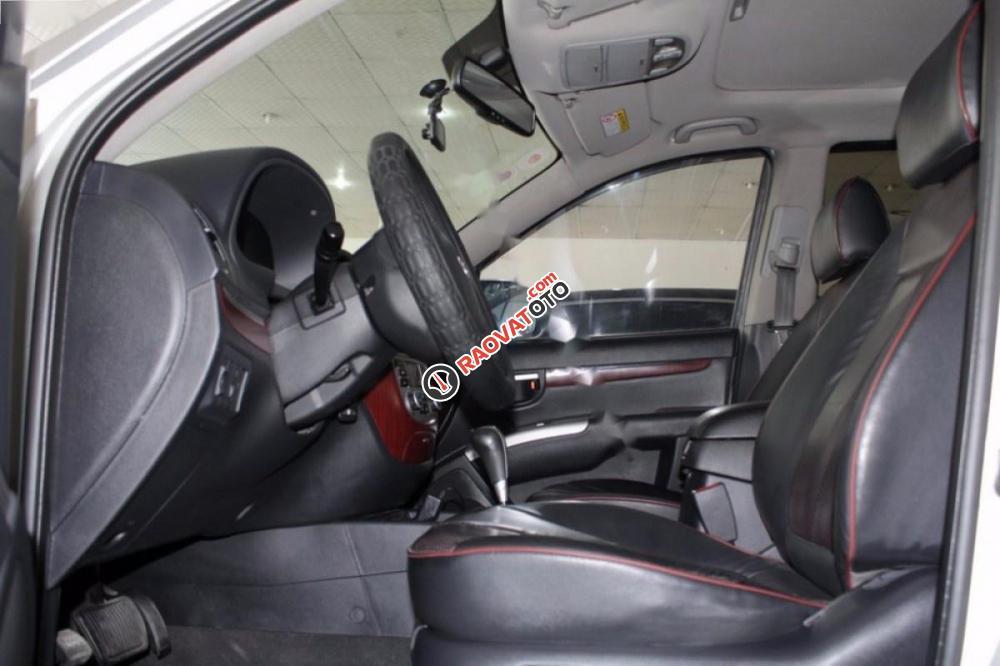 Bán Hyundai Santa Fe MLX đời 2009, màu bạc, xe nhập chính chủ-5