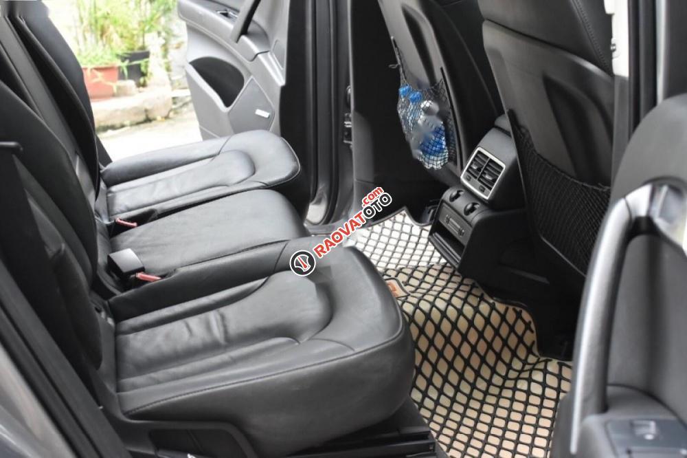 Cần bán gấp Audi Q7 Sline đời 2009, màu xanh lam, nhập khẩu nguyên chiếc-8
