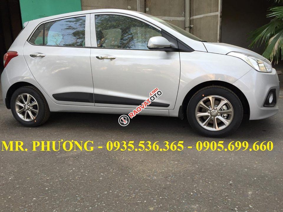 Bán xe Hyundai Grand i10 2018 Đà Nẵng, LH: Trọng Phương - 0935.536.365-8