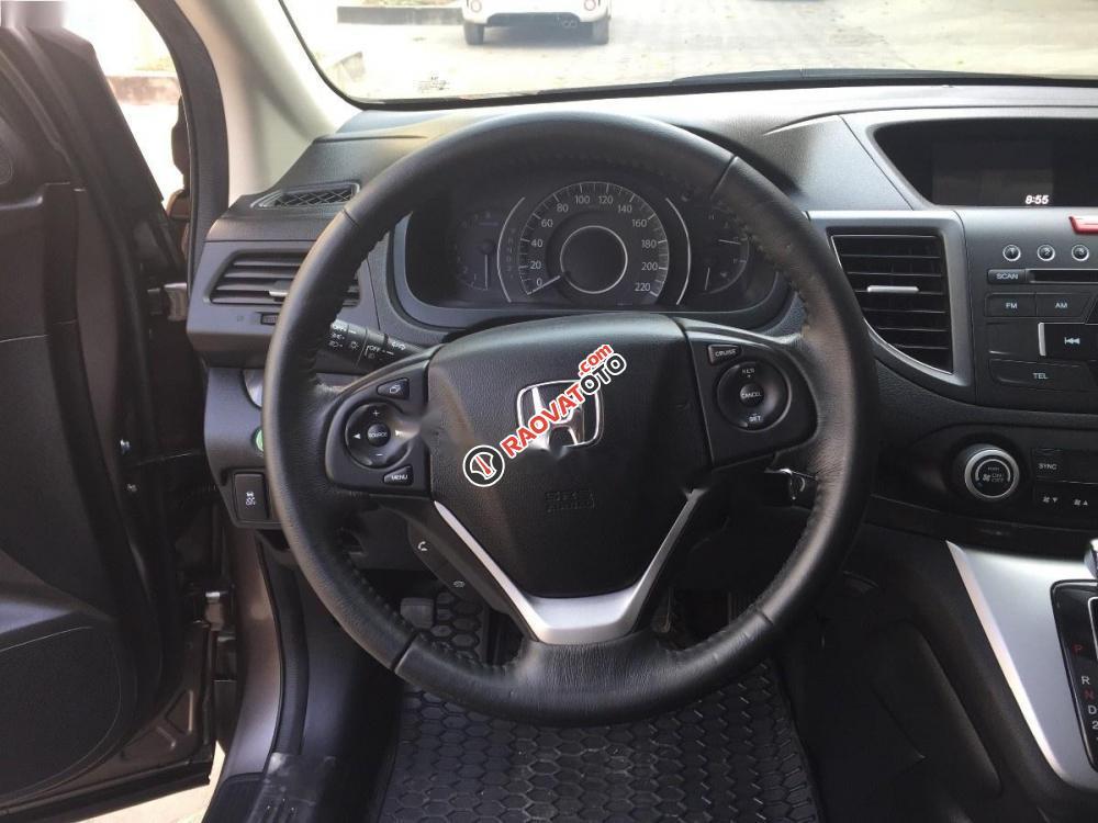 Cần bán lại xe Honda CR V 2.4 AT đời 2014, màu nâu, 810 triệu-5