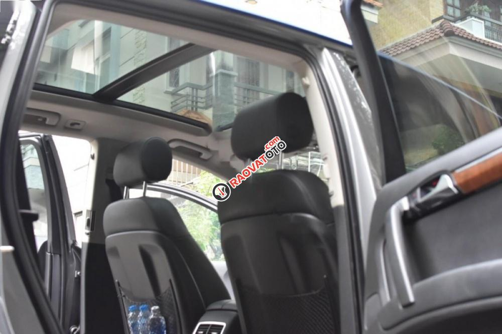 Cần bán gấp Audi Q7 Sline đời 2009, màu xanh lam, nhập khẩu nguyên chiếc-9