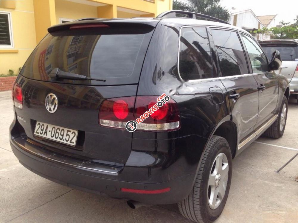 Bán Volkswagen Touareg 2008, màu đen, xe nhập còn mới, 900tr-3