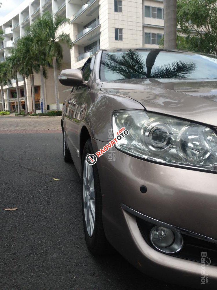 Xe Toyota Camry 3.5Q 2008, màu nâu còn mới-8