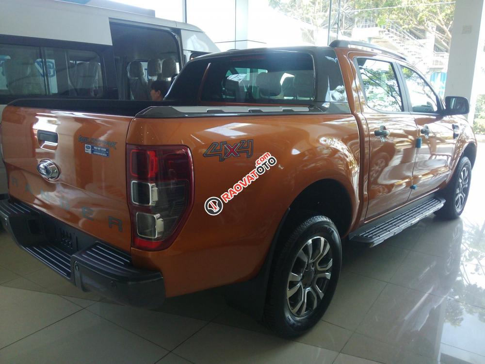 Bán Ford Ranger Wildtrak 3.2 4x4 AT, model năm 2017-2