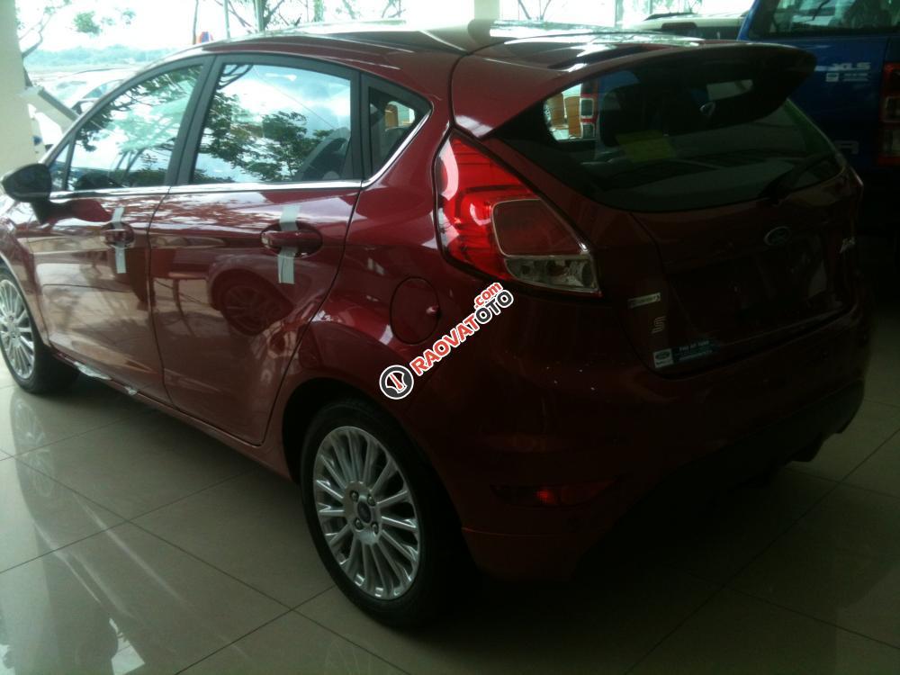 Bán Ford Fiesta Ecoboost 1.0AT, đời 2017-3