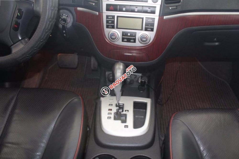 Bán Hyundai Santa Fe MLX đời 2009, màu bạc, xe nhập chính chủ-3