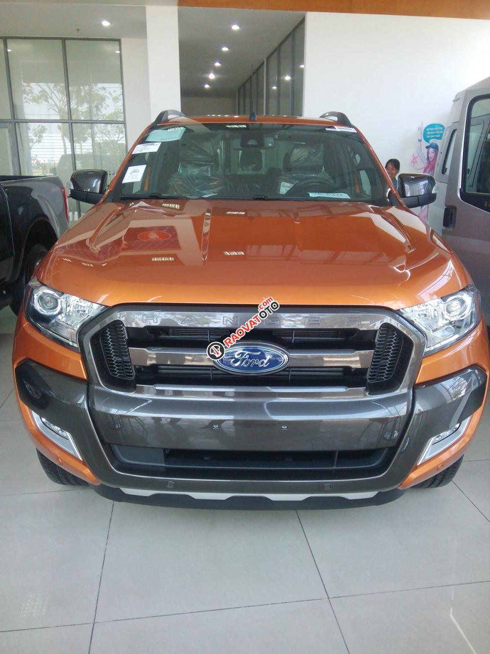 Bán Ford Ranger Wildtrak 3.2 4x4 AT, model năm 2017-1