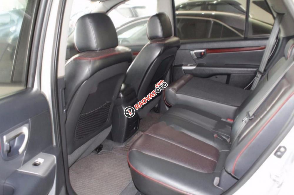 Bán Hyundai Santa Fe MLX đời 2009, màu bạc, xe nhập chính chủ-1
