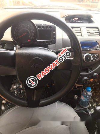 Bán xe Chevrolet Spark đời 2013 số tự động giá cạnh tranh-3