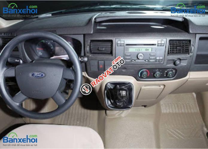 Đại lý Ford An Đô: Bán xe Ford Transit mới, giao xe toàn quốc, hỗ trợ thủ tục mua xe trả góp tại Bắc Giang-1