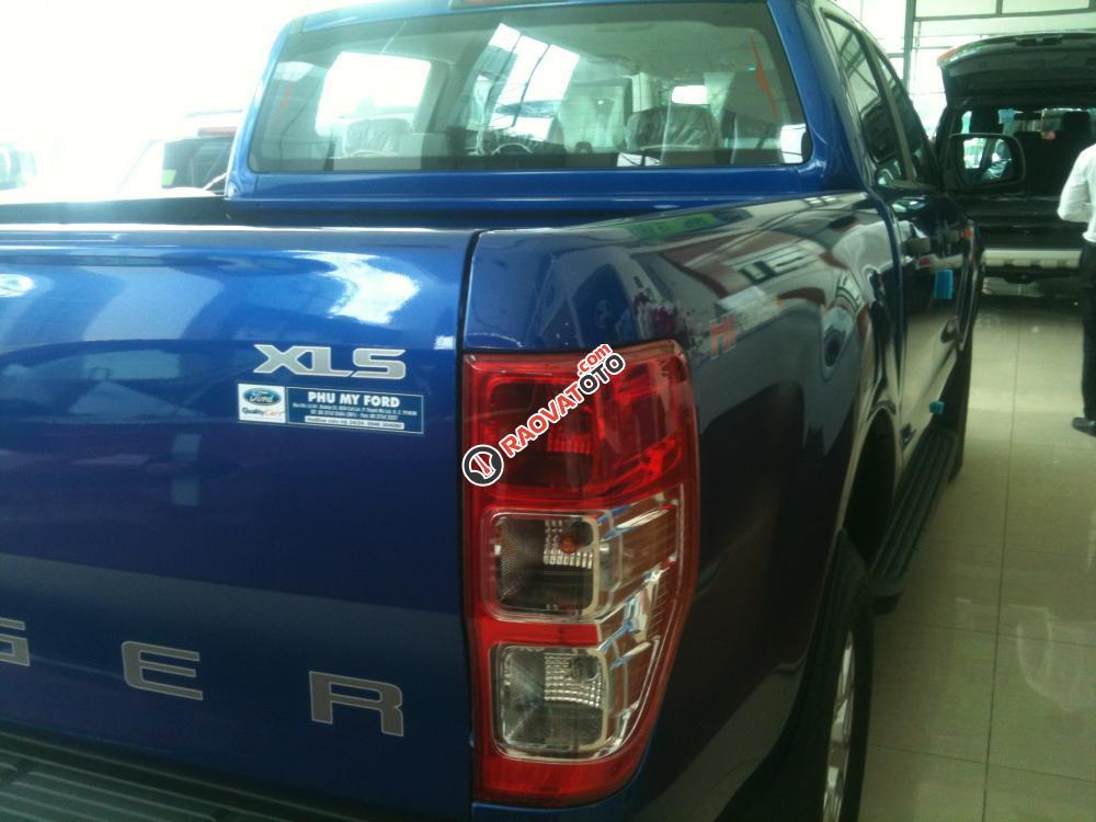 Bán Ford Ranger XLS AT, nhập khẩu nguyên chiếc, giá tốt-6
