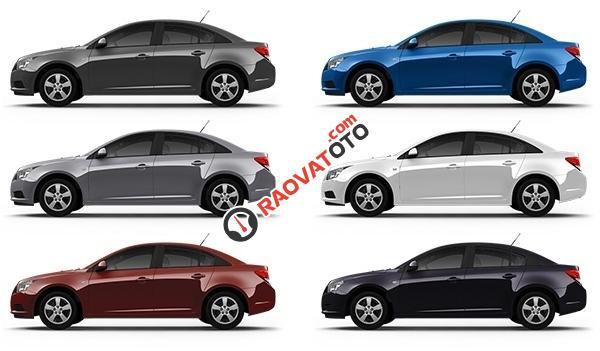 Cần bán Chevrolet Cruze LTZ 1.8AT đời 2018, nhiều màu, có xe giao ngay giá bán tốt nhất-9