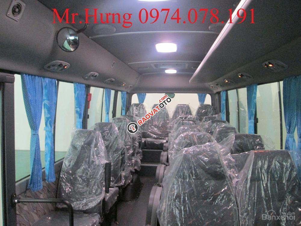 Bán xe khách Thaco, xe khách 24 chỗ thân dài 7m3, xe 29 chỗ Hyundai County, hỗ trợ vay vốn ngân hàng-1
