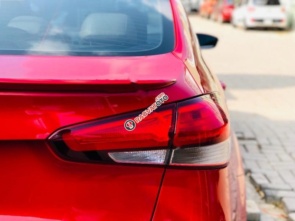 Cần bán lại xe Kia Cerato đời 2016, màu đỏ, 599tr-8