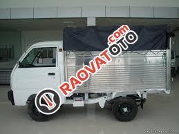 Bán Suzuki Truck 650kg trắng, bạc, tặng bộ phụ kiện theo xe nhớt-3