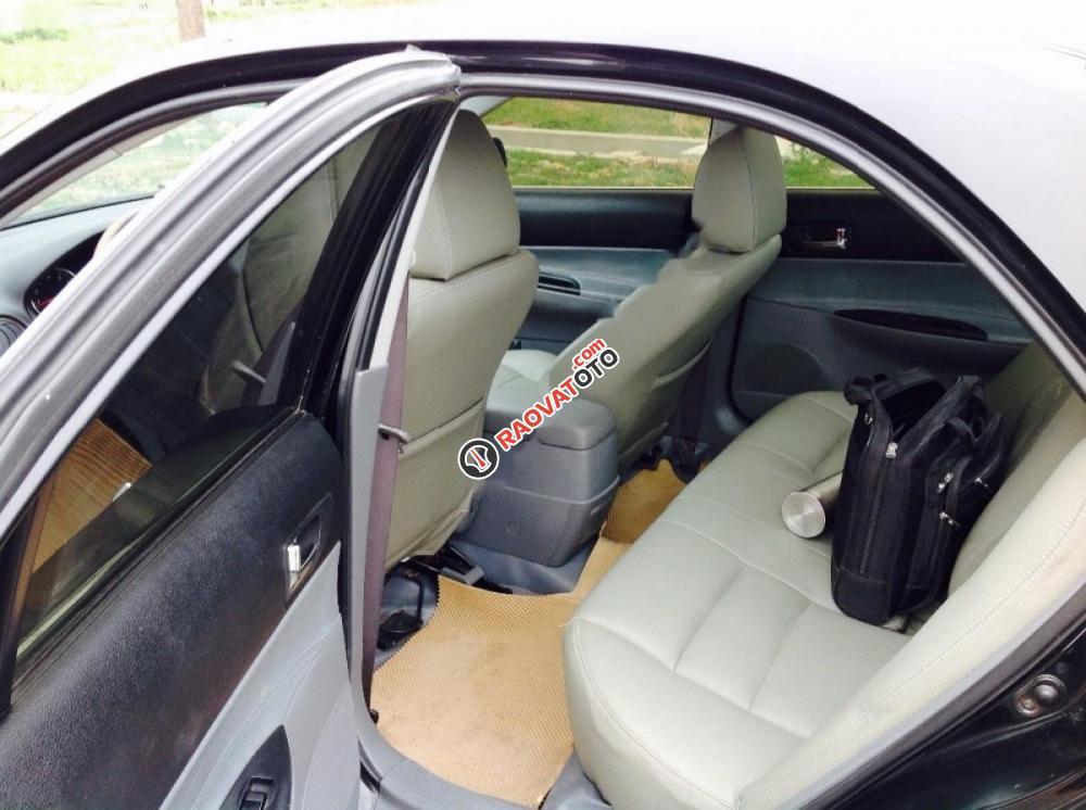 Cần bán xe Mazda 6 đời 2005, màu đen-6