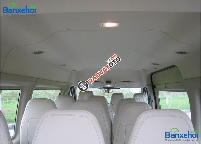 Đại lý Ford An Đô: Bán xe Ford Transit mới, giao xe toàn quốc, hỗ trợ thủ tục mua xe trả góp tại Bắc Giang-8