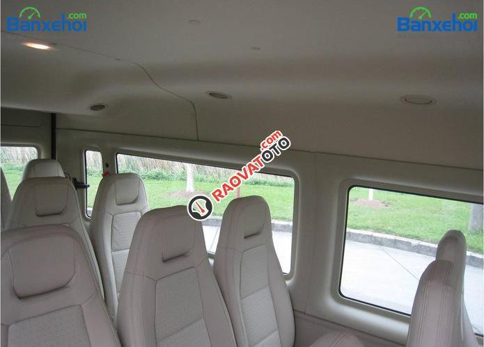 Đại lý Ford An Đô: Bán xe Ford Transit mới, giao xe toàn quốc, hỗ trợ thủ tục mua xe trả góp tại Bắc Giang-11