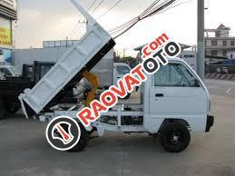 Bán Suzuki Truck 650kg trắng, bạc, tặng bộ phụ kiện theo xe nhớt-1