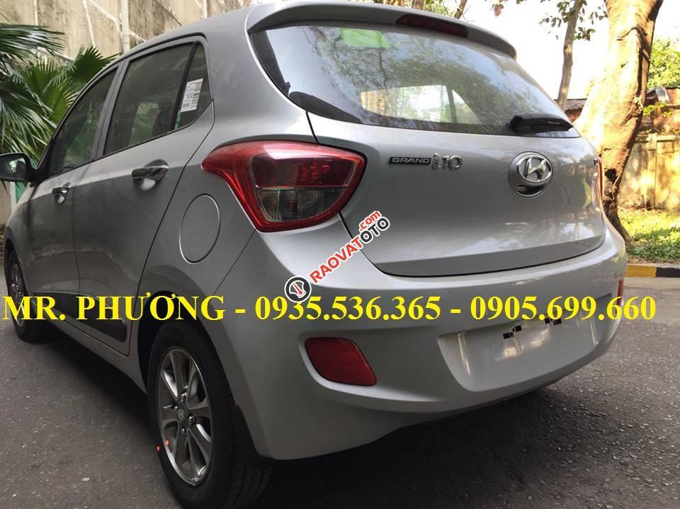 Bán xe Hyundai Grand i10 2018 Đà Nẵng, LH: Trọng Phương - 0935.536.365-9