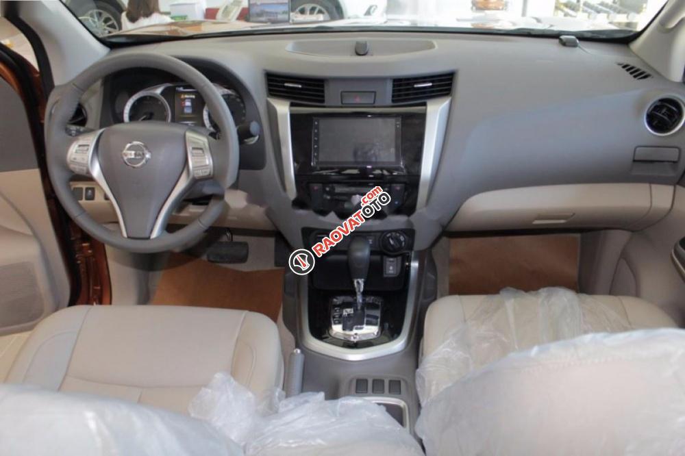 Bán ô tô Nissan Navara VL Premium R đời 2017, xe nhập giá cạnh tranh-1