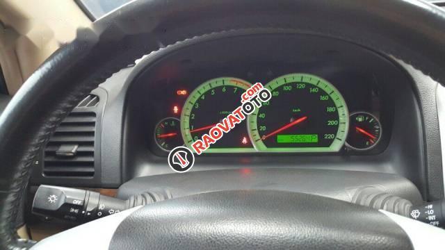 Bán Chevrolet Captiva Maxx 2.4 đời 2010, màu đen số tự động, giá tốt-0