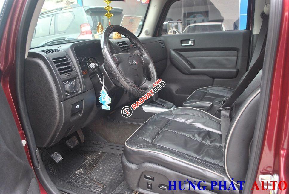 Cần bán Hummer H3 3.6 đời 2008, màu đỏ, nhập khẩu chính hãng-2