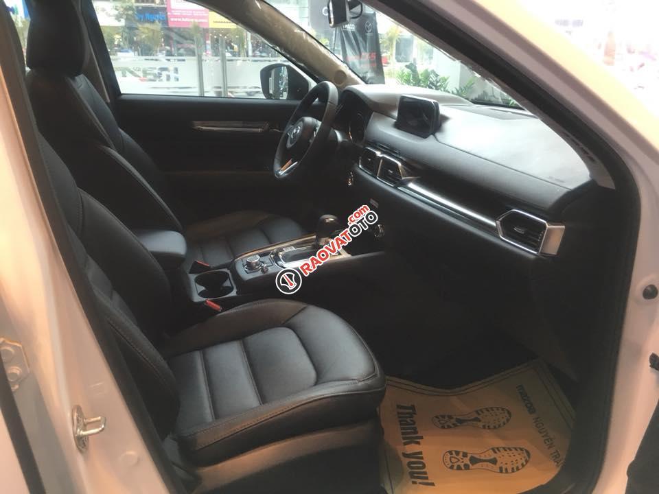 Bán Mazda CX 5 đời 2018, màu trắng-1