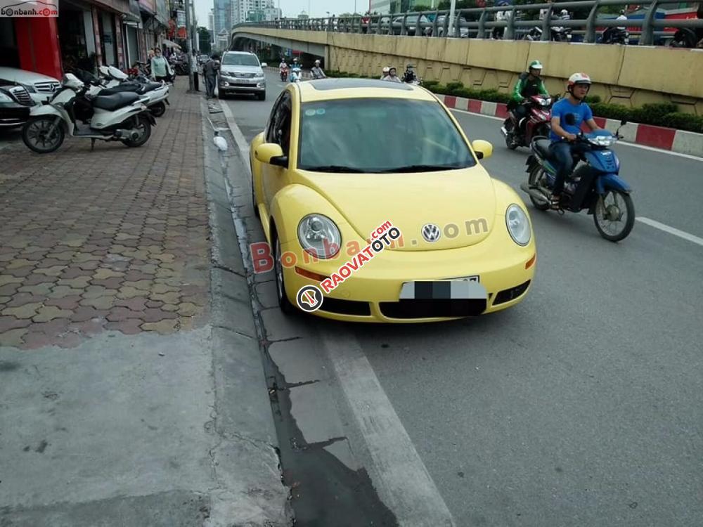 Xe Volkswagen New Beetle 2.5 AT 2007-1