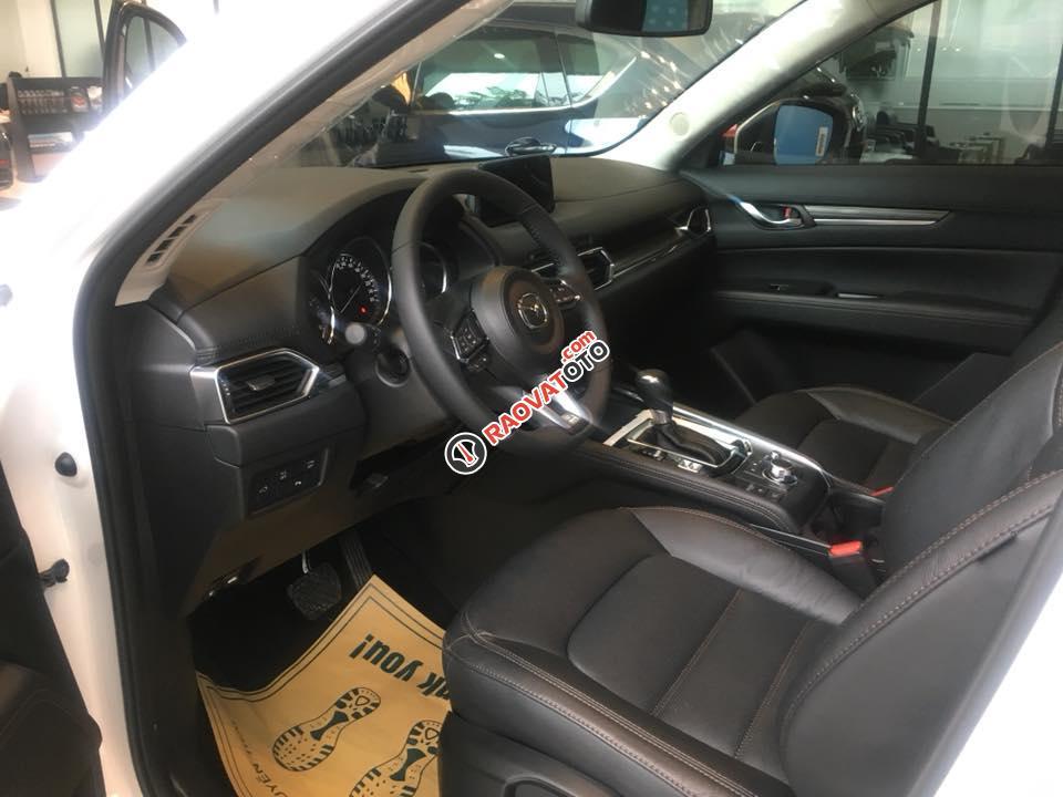 Bán Mazda CX 5 đời 2018, màu trắng-4