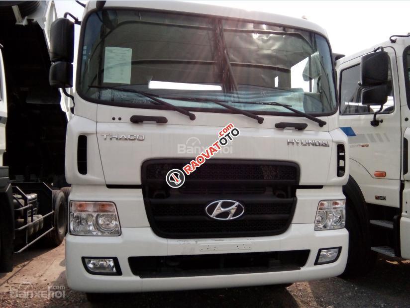 Đầu kéo Hyundai HD700, xe đầu kéo Hyundai HD700, đầu kéo Hyundai HD 700 38,5 tấn-1