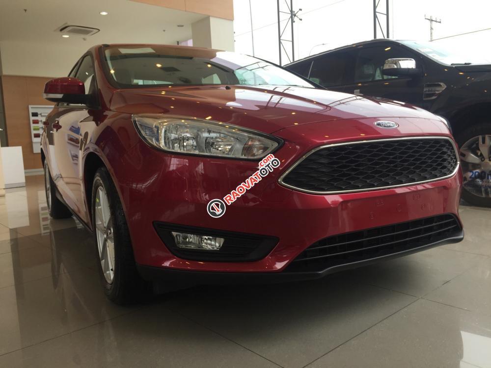 Cần bán Ford Focus 1.5 AT Ecoboost- Đủ màu, bao giấy tờ-4