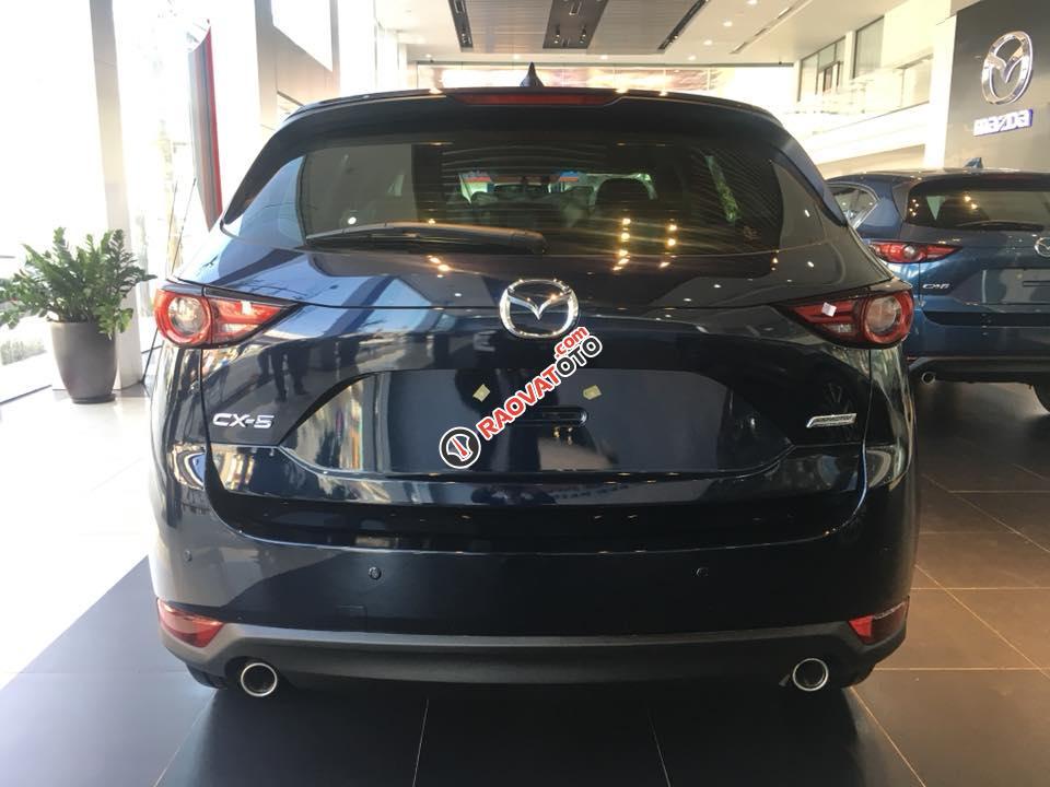Bán xe Mazda CX 5 đời 2017, màu đen, giá tốt-7