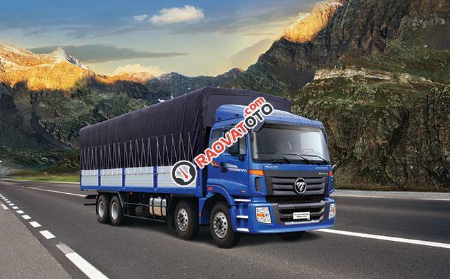 Bán xe tải nặng Thaco Auman 9 tấn, 3 chân 14 tấn, 4 chân 17,995 tấn, 5 chân 20,5 tấn-5